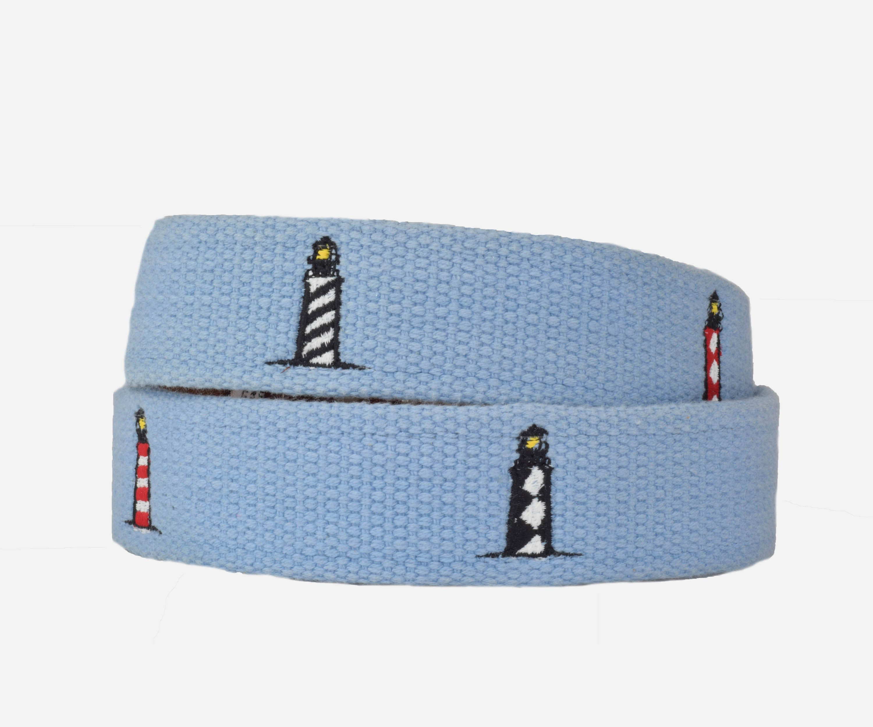Lighthouses (tarheel blue)