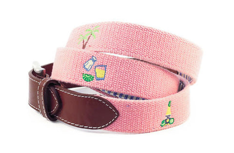 Chill Cocktail Belt (retro pink)