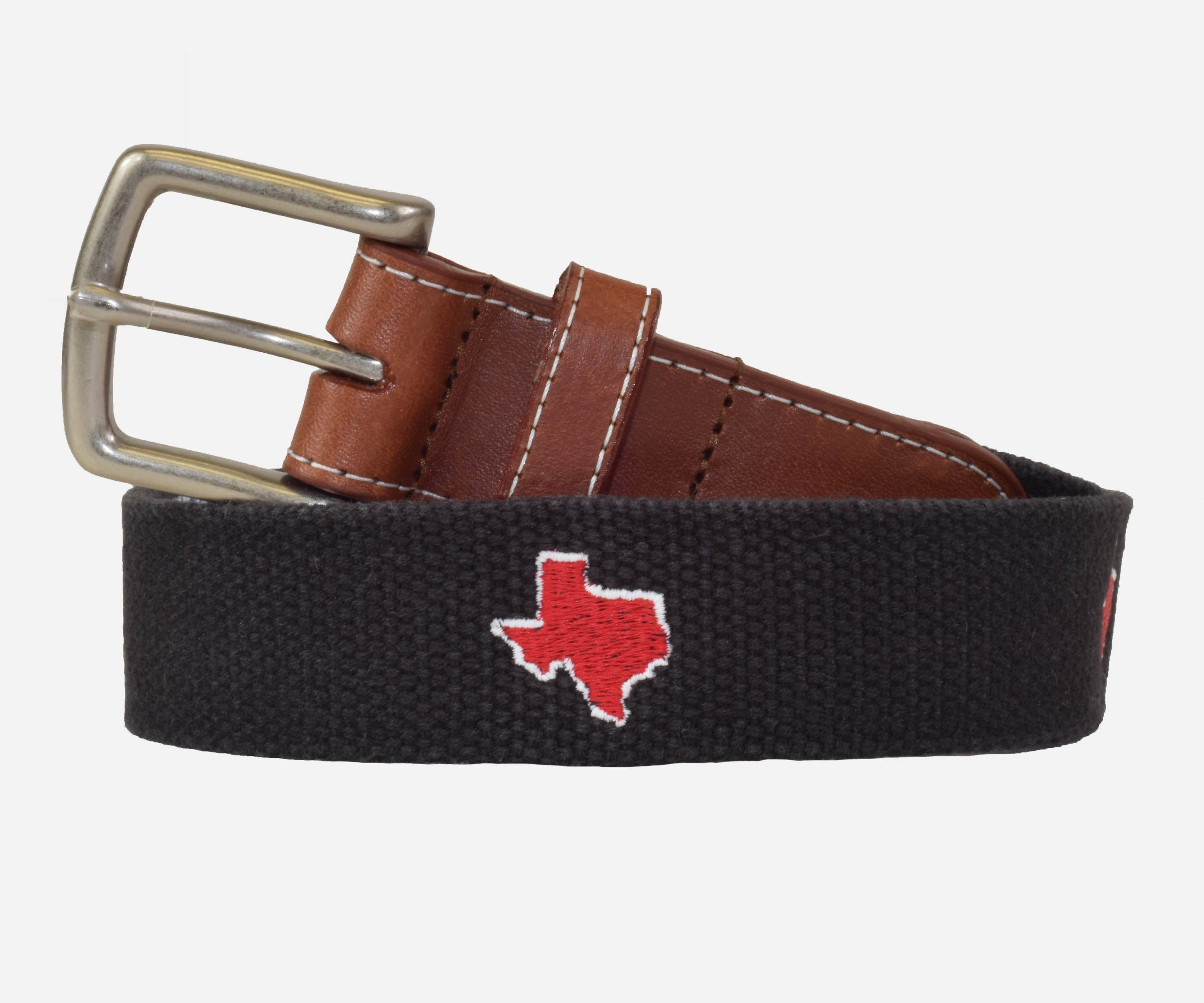 Texas Tailgate - Black & Crimson