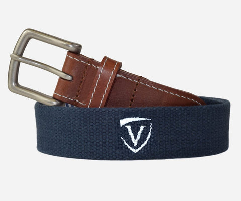 Youth Veritas Belt (patriot navy)