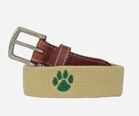 Youth Collegiate School Belt (khaki)