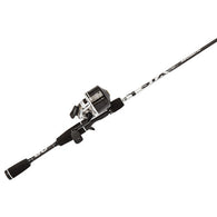 Abumatic STX Combo 3.6:1 Gear Ratio 6' 2pc Rod 6-12lb Line Rate Ambidextrous