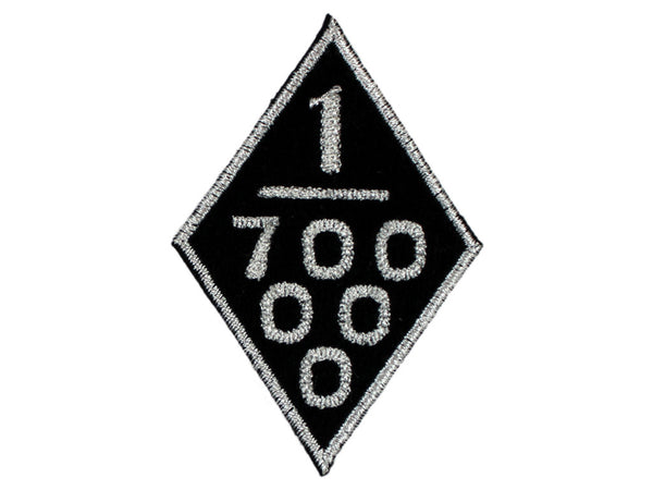 700,000 Rednecks Patch