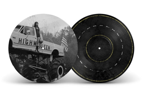 Highway Queen Picture Disc Vinyl