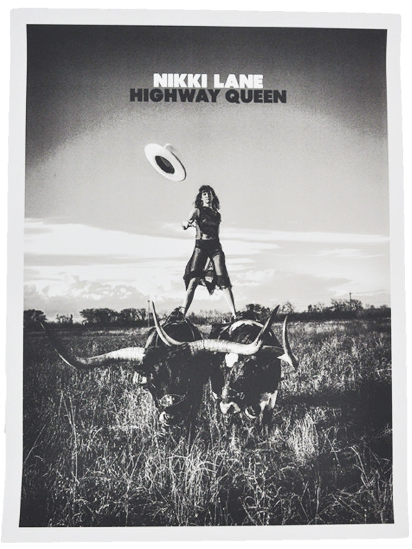 Highway Queen Poster
