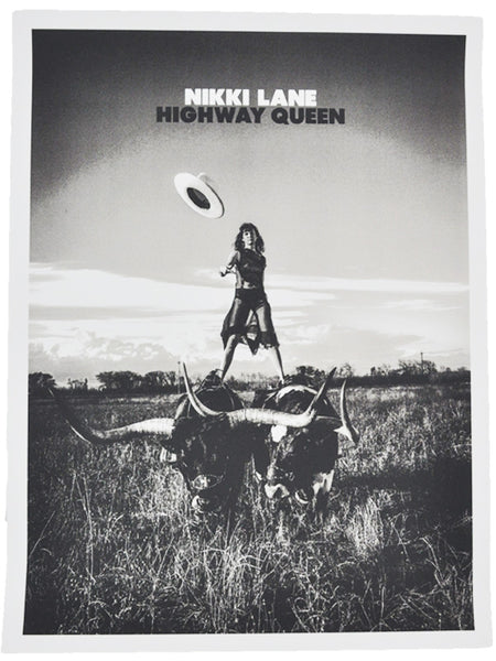 Highway Queen Poster Nikki Lane