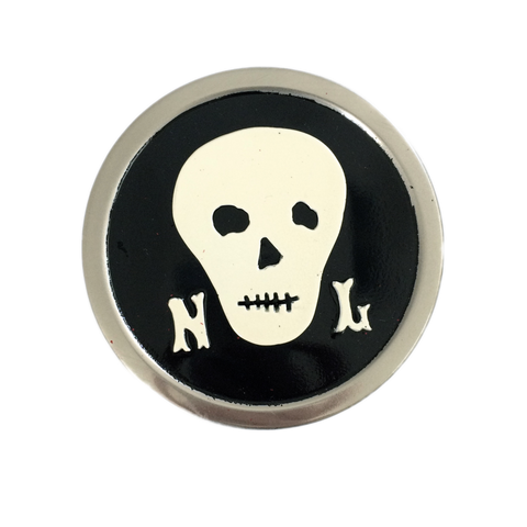 Skull Logo Hitch Cover