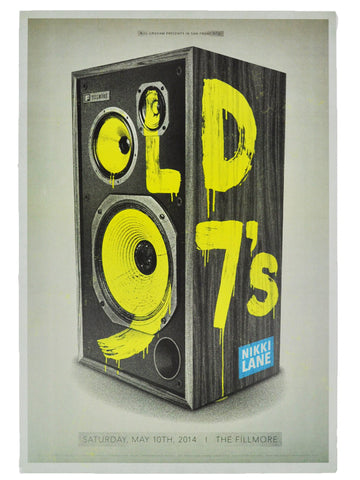 Old 97's Poster