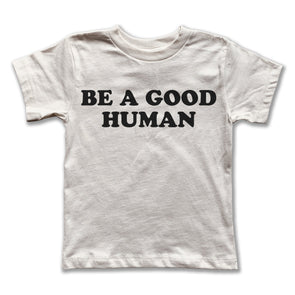 Rivet Apparel Good Human Tee