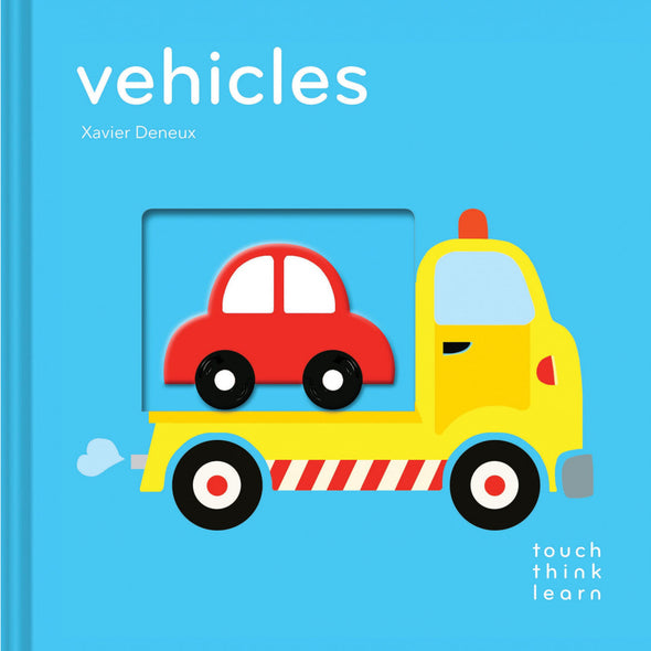 Touch Think Learn Vehicles