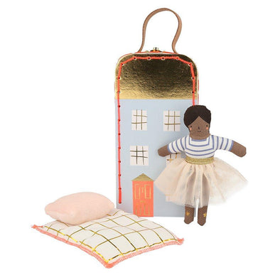 Meri Meri Ruby's House Mini Doll Suitcase