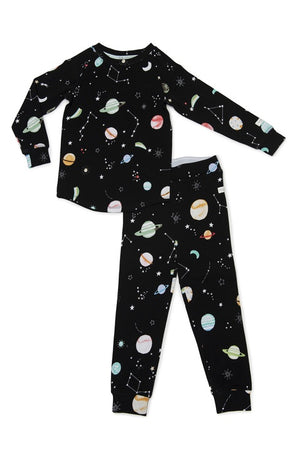 Loulou LOLLIPOP 2pc Pajamas Planets