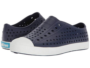 Native Junior Slip On in Regatta Blue