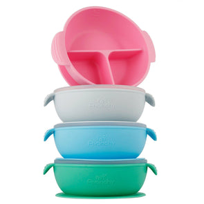 Avanchy Silicone Divided Bowls