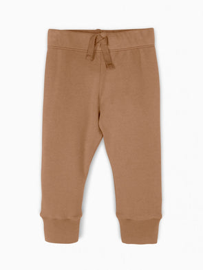 Colored Organics Cruz Jogger in Ginger