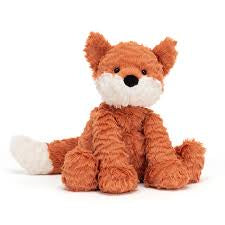 Jellycat Fuddlewuddle Fox in Medium