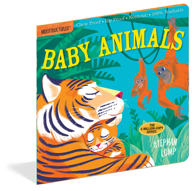 Indestructibles Baby Animals Book