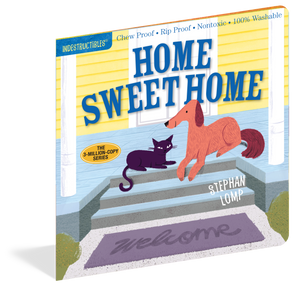 Indestructibles Home Sweet Home Book