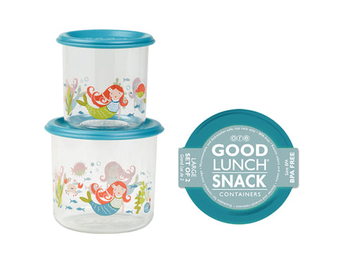 Ore Originals Small Snack Container in Mermaid