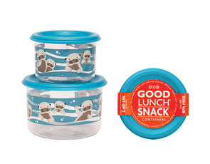 Ore Originals Small Snack Container in Baby Otter