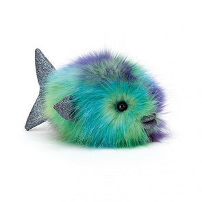 Jellycat Disco Fish in Jewel
