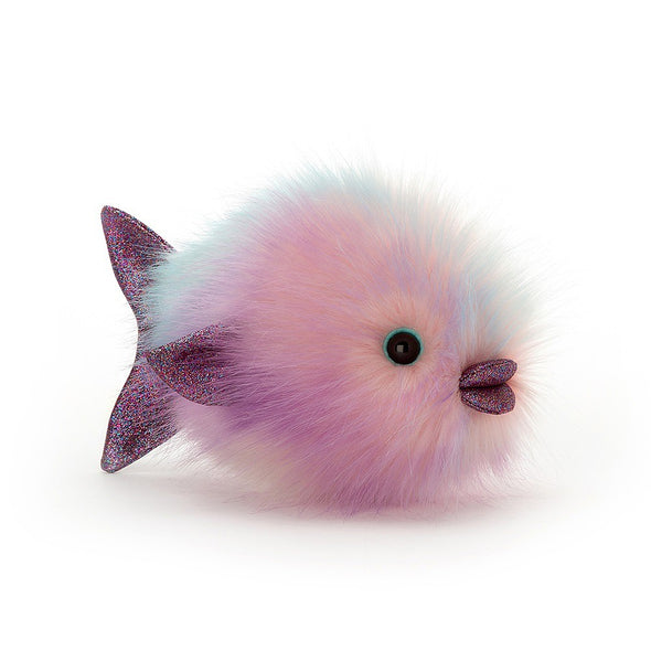 Jellycat Disco Fish in Pastel