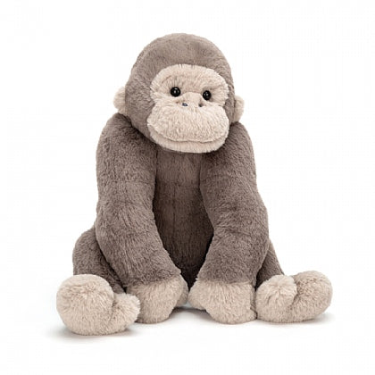 Jellycat Gregory Gorilla Small