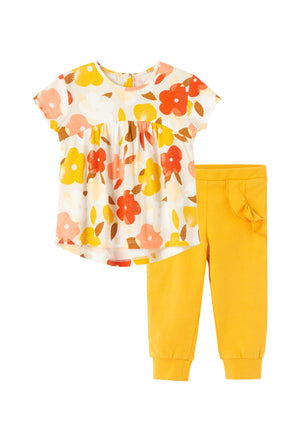 Fall Florals 2 Piece Set