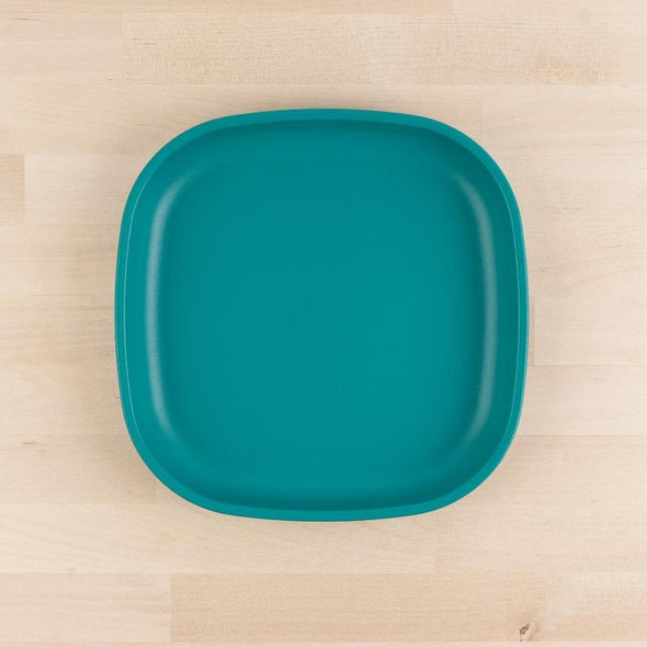RePlay Teal Flat Plate