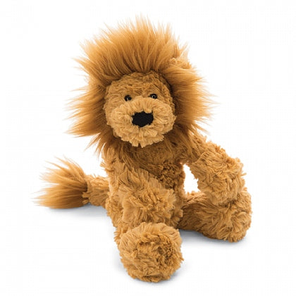 Jellycat Squiggle Lion Small