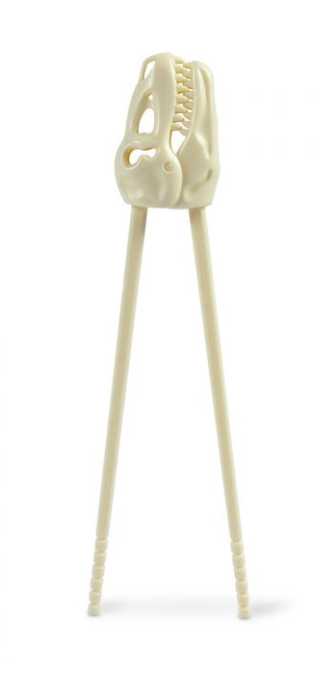 Fred Dino Skull Chopsticks