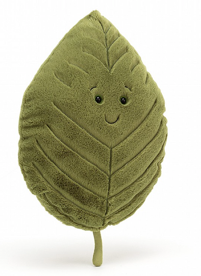Jellycat Woodland Beach Leaf