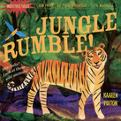 Indestructibles Jungle Rumble Book
