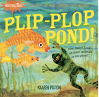 Indestructibles Plip-Plop Pond! Book