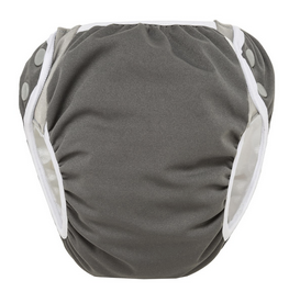 GroVia Swim Diaper in Cloud