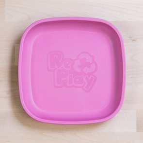 Re-Play Flat Plate in Bright Pink
