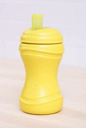 Re-Play Toddler Soft Spout Sippy in Yellow