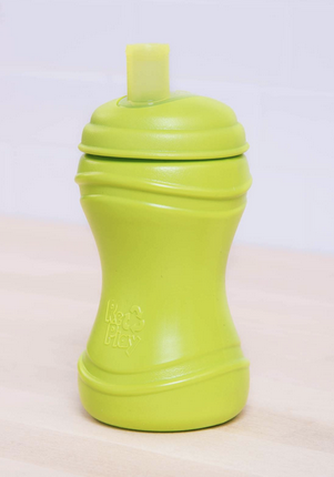 Re-Play Toddler Soft Spout Sippy in Lime Green
