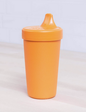 Re-Play No Spill Sippy in Orange