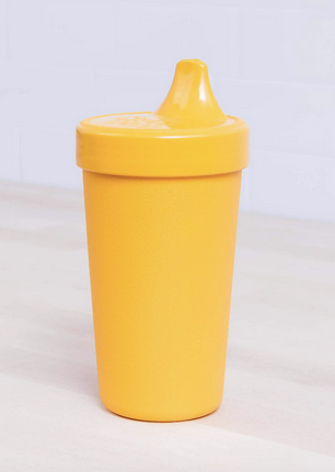 Re-Play No Spill Sippy in Sunny Yellow