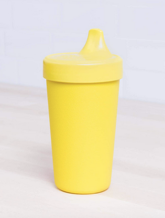 Re-Play No Spill Sippy in Yellow