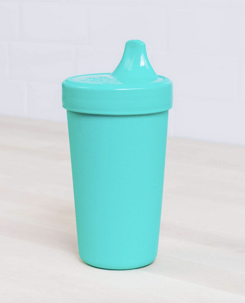 Re-Play No Spill Sippy in Aqua