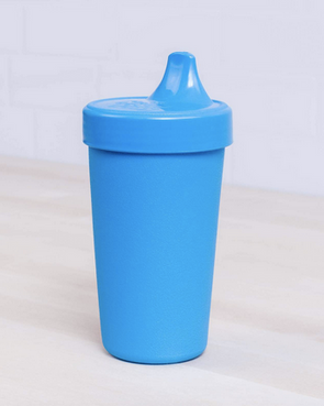 Re-Play No Spill Sippy in Sky Blue