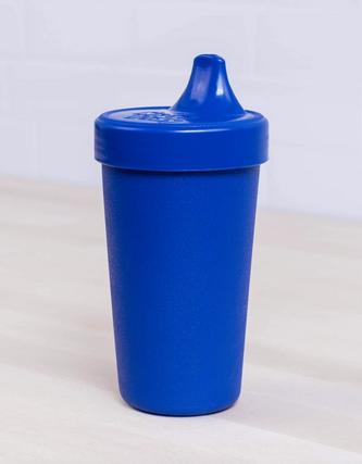 Re-Play No Spill Sippy in Navy