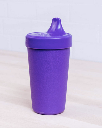 Re-Play No Spill Sippy in Amethyst