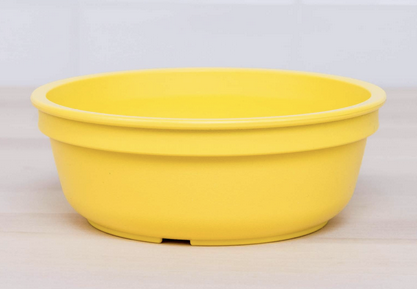 Re-Play Bowl in Yellow