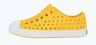 Native Slip On in Crayon Yellow