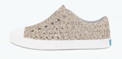Native Slip On in Metal Bling