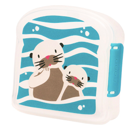 Ore Originals Sandwich Box in Baby Otters