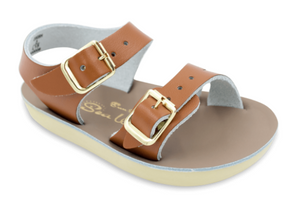 Salt Water Sea Wee Sandals in Tan